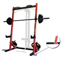 FITNESS WEST: 1/2 Rack / Cage ON SALE