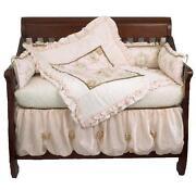 Toile Crib Bedding