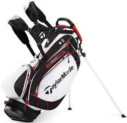 White Golf Stand Bag