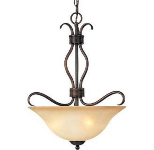 Oil Rubbed Bronze Pendant Light
