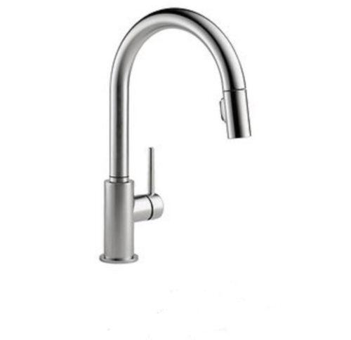delta kitchen faucet pull out ebay