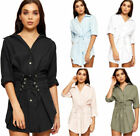 Casual Dresses for Women with Eyelets