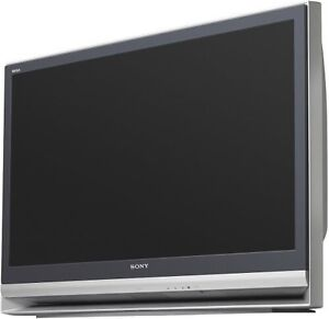 "Sony Wega 50"" Rear Projection with Stand"