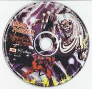 Iron Maiden Number of The Beast CD