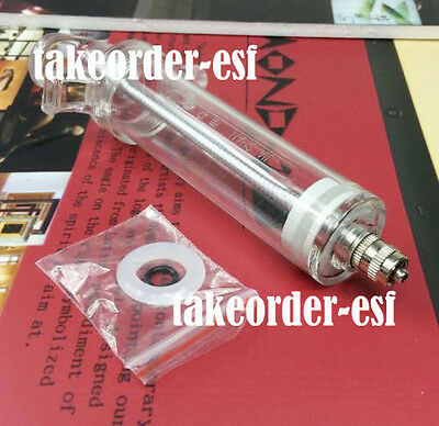 20ml Veterinary Syringe Luer Lock Reusable Livestock Supplies