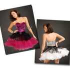 Party/Cocktail Strapless Dresses Sweetheart