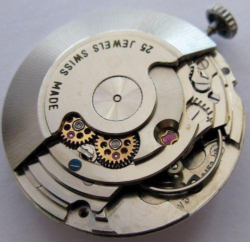 Automatic watch movement ebay for Auto movement watches