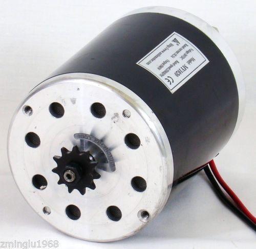 24 Volt 350 Watt Motor Ebay