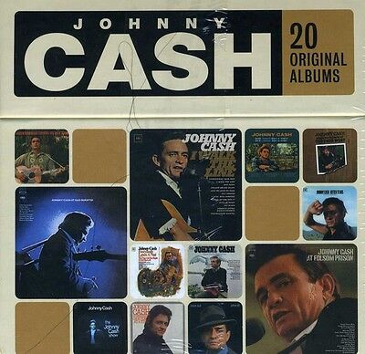 Johnny Cash   Perfect Johnny Cash Collection  New Cd  Uk   Import