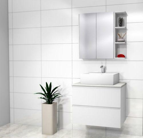 Awesome White Tile Bathrooms White Tiles Modern Bathrooms Bright Bathrooms