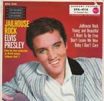 Elvis Presley - Jailhouse Rock  (EP) (Vinylsingle)