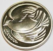 2 Pound Coin Dove