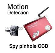 Wireless Pinhole Camera DVR