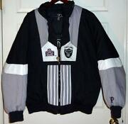 Raiders Satin Jacket