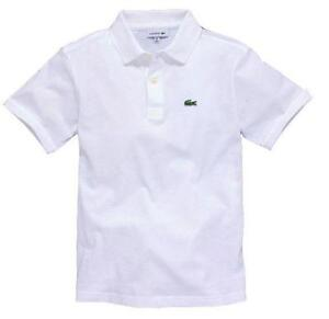 Lacoste clothes shoes accessories ebay for Lacoste polo shirts ebay