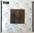Cynthia Rowley King Microfiber Sheets & Pillowcases