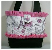 Eiffel Tower Purse