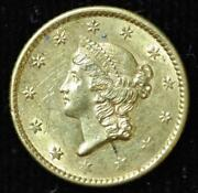 1 Dollar Gold Liberty