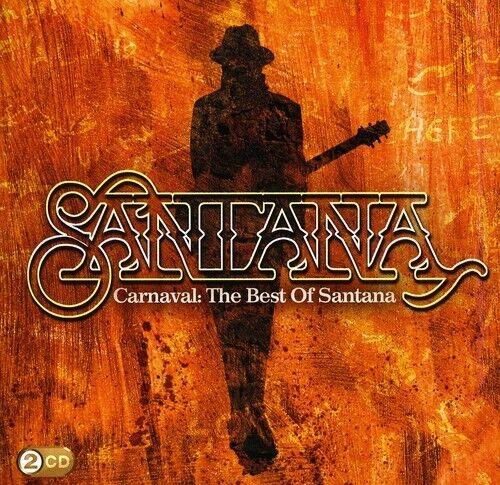 Santana - Carnaval: Best Of [new Cd]