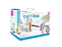 Craftwell - Cut 'n' Boss Die Cutting & Embossing Machine