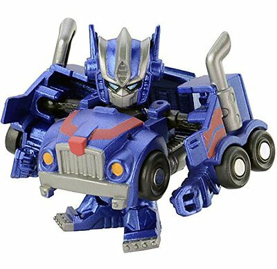 Takara Tomy Q Transformers QTF01 Optimus Prime Figure from Japan