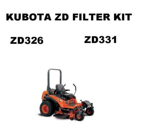 remote oil filter kit