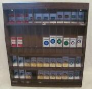 Cigarette Display Case Ebay