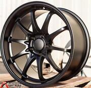 Mitsubishi EVO x Wheels