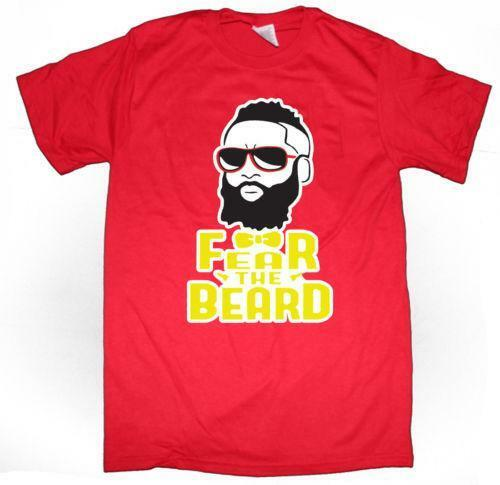 Fear The Beard James Harden Shirt