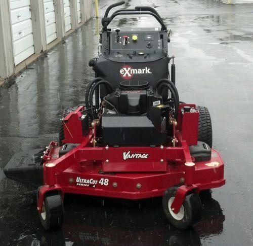 Exmark Zero Turn Mower 48