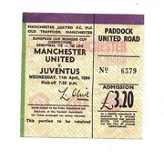 Manchester United Tickets