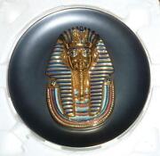 Tutankhamun Plate