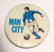 Man City Pin Badge