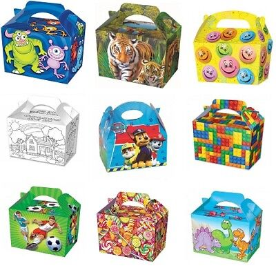 Birthday Christmas Halloween Gift Party Boxes Good For Holding Sweets For - Halloween Party Sweets