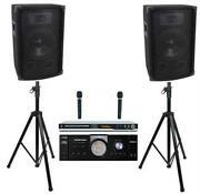 Complete Karaoke System