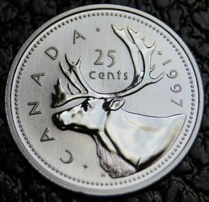 Do You Collect Quarters? Need a 1997 with the Caribou on it??