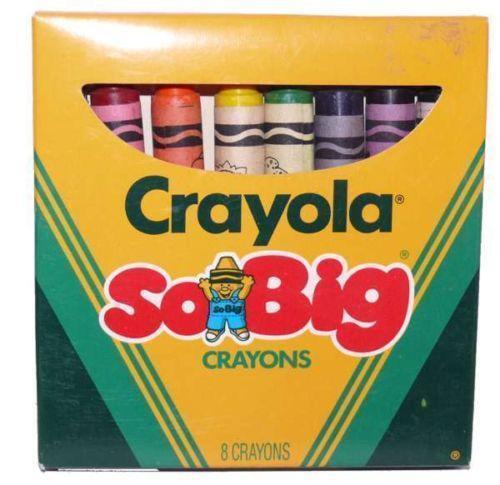 Big Crayons Ebay