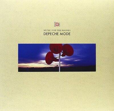 Depeche Mode   Music For The Masses  New Vinyl  180 Gram