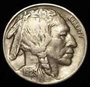 1929 Buffalo Nickel
