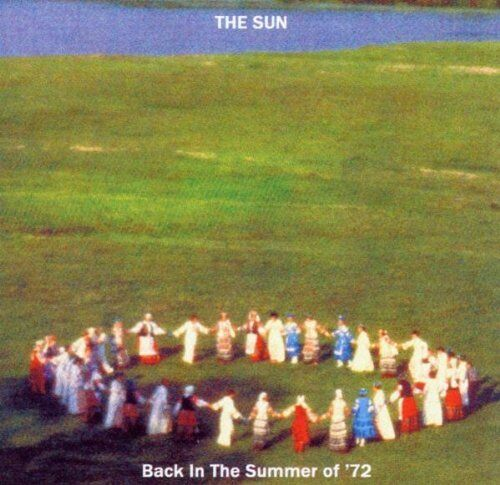 Sun-Back in the Summer of 72 CD Single, Maxi  New