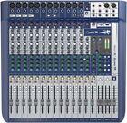 Soundcraft Live & Studio Mixers