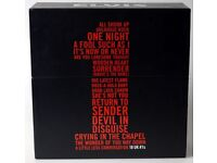 "ELVIS PRESLEY 18 UK No 1s Collectors Series (2005 UK limited ed 18 x 10"" vinyl Box Set BRAND NEW"