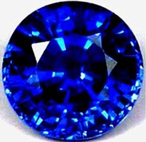 Natural Blue Zircon Ebay