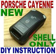 Porsche Cayenne Key Fob