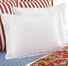 Ralph Lauren Seersucker Pillow Shams
