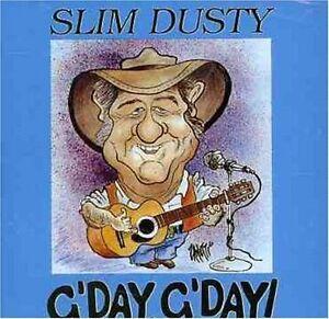 SLIM-DUSTY-GDay-GDay-CD-BRAND-NEW