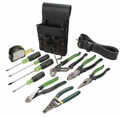 Greenlee 0159-13 Electricians Tool Kit Standard