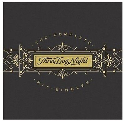 Three Dog Night   Complete Hit Singles  New Cd  Rmst