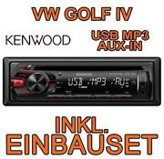 VW Golf 3 Radio