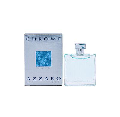 Chrome Mini by Azzaro, .23 oz Mini EDT for Men